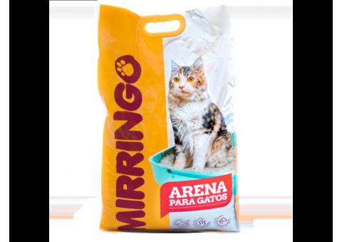 Arena Mirringo para gatos x 10 kg