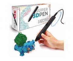 3D pen / Lápiz 3D